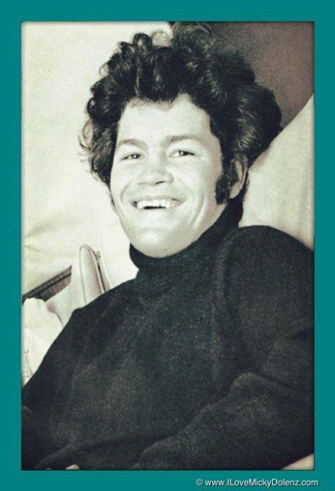 micky dolenz black and white