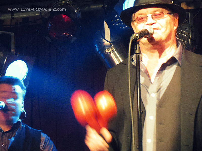 Micky Dolenz - micky dolenz bb kings new york city july 30, 2014 www.ilovemickydolenz.com jacqueline dolenz