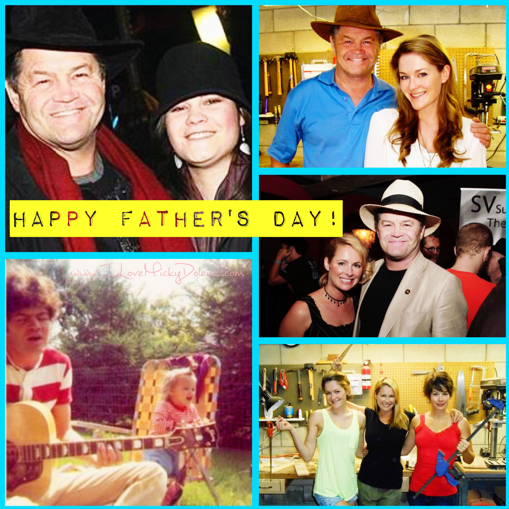 Part Of Why I Love Micky Dolenz So Much Is Because He Is Such A Great  Father To His Four Daughters Ami, Charlotte, Georgia And Emily.