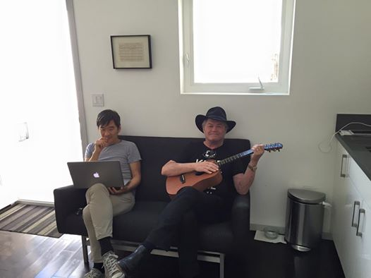 mickydolenz and peter min